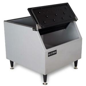 Ice o matic B25pp 242lb Storage Capacity Ice Bin For Top mounted Ice Machines