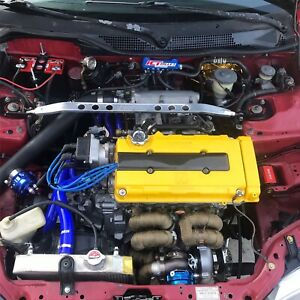 Built Jdm B18c Engine 96 Spec Type R Integra Honda Acura Boost Turbo Motor Civic