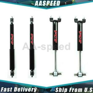 4x Shock Absorber Front Rear Focus Auto Parts For 1964 1970 Ford Mustang