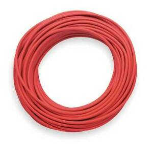 Pomona 6733 2 Test Lead Wire 18 Awg 50 Ft red
