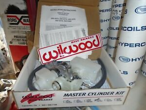 Wilwood Master Cylinder Kit 7 8 260 3376 Remote Reservoir Race Car Oval Drag