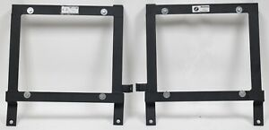 2005 2014 Ford Mustang Corbeau Lh Rh Seat Brackets Part E1602 1603 Used
