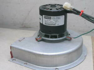 Fasco 7121 8612 Draft Inducer Blower Motor Assembly 1 50hp 3000rpm 024 25917 000