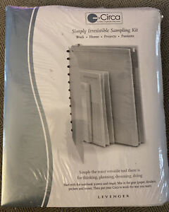 Levenger Circa Simply Irresistible Sampling Kit Letter Junior Create Organize