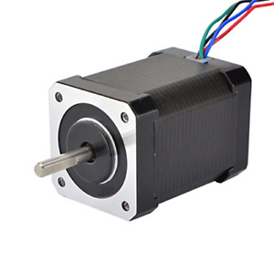 Stepperonline High Torque Nema 17 Bipolar Stepper Motor 92oz in 65ncm 2 1a Motor