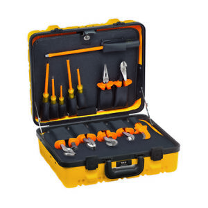 Klein Tools 33525 Insulated Tool Set 13 Pc