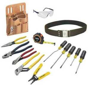 Klein Tools 80014 General Hand Tool Kit no Of Pcs 14