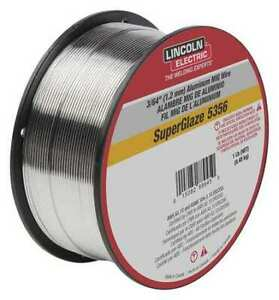 Lincoln Electric Ed030314 Mig Welding Wire 5356 045 spool