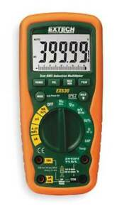 Extech Ex530 Industrial Digital Multimeter 20a 1000v
