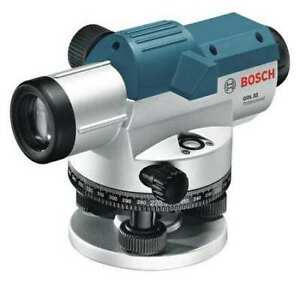 Bosch Gol 32 Optical Level 5 5 8in l 400 Ft exterior
