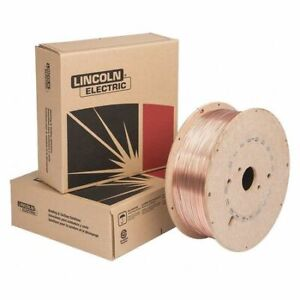 Lincoln Electric Ed021274 Mig Welding Wire carbon Steel 44 Lb