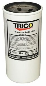 Trico 36976 Oil Filter For Hand Held Cart 3 Microns