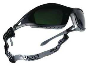 Bolle Safety 40089 Welding Safety Glasses Wraparound Shade 5 0 Polycarbonate