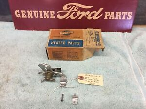 1957 1958 Ford Mercury Edsel New Heater Temp Sensor B7a 18502 a 1958 1960 T bird