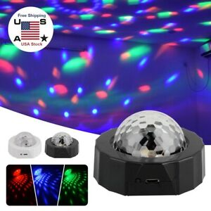 Led Car Interior Atmosphere Light Music Sound Auto Active Projector Accessories