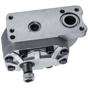 New Hydraulic Pump For International Tractors 1566 1086 1586 966 For 120114c92