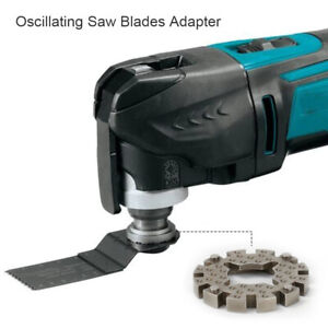 Arbor Adapter Fits Rockwell Sonicrafter Oscillating Multitool More Us Seller