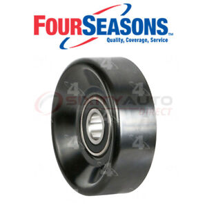 Four Seasons Drive Belt Idler Pulley For 1999 2010 Chevrolet Silverado 1500 Mx