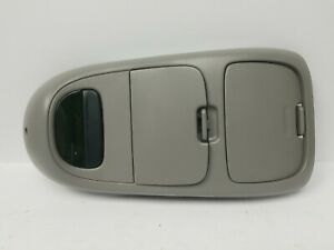 1997 2003 Ford F 150 F 250 Overhead Console Complete Gray Yl3415519a58a