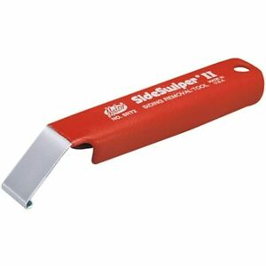 Siding Removal Tool Red 6 1 4 In Rebar Cutters And Benders