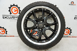 07 14 Mini Cooper S Clubman Wheel Rim Tire Michelin 205 45 R17 Dot 3619 1045