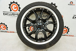 07 14 Mini Cooper S Clubman Wheel Rim Tire Rhino 205 45 R17 Dot 3417 1045
