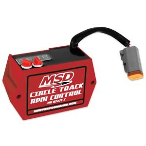 Msd Ignition 8727ct Circle Track Digital Soft touch