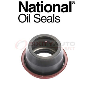 National Manual Trans Main Shaft Seal For 1996 2000 Ford Explorer 4 0l 5 0l Aa