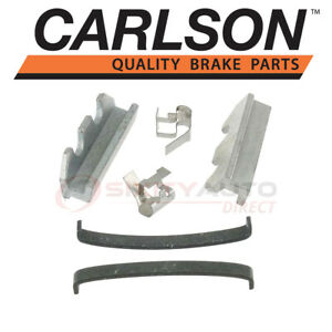 Carlson Front Disc Brake Hardware Kit For 1975 1980 Ford Granada Pad Gc
