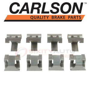 Carlson Front Disc Brake Anti Rattle Clip For 1975 1980 Ford Granada Pad Jq