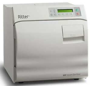 Midmark Ritter M9 042 Autoclave Automatic Sterilizer Steam Automatic Door New