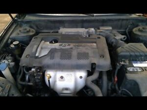 Motor Engine 2 0l Vin D 8th Digit 4 Cylinder Fits 04 08 Tiburon 4071261