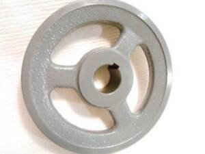 6 1 4 6 25 V Belt Pulley For 1 2 Wide Belt All Bore Sizes New Cast Iron Ak64