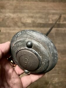 1938 1939 Ford Steering Wheel Horn Switch Button Orig 38 Deluxe 39 Standard V8