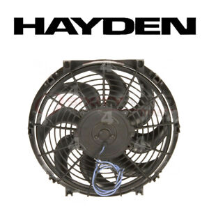 Hayden Electric Cooling Fan Kit For 1999 Toyota Land Cruiser 4 7l V8 To