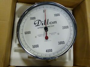 Dillon Dynamometer Hanging Scale 8000 LB. $490.00