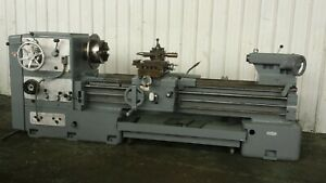 25 X 72 Summit Gap Bed Engine Lathe Yoder 62238