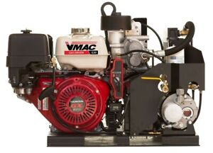 Vmac G30 Air Compressor World s Best Rotary Screw Gas Driven Flat Rate Shipping