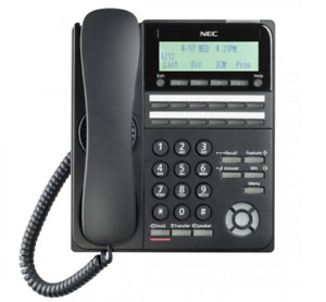 New Nec Dt920 Itk 12d 1 12 button Ip Phone