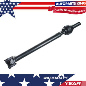 Front Drive Shaft For Dodge Ram 1500 2002 2006 4wd 52123021aa A T Trans