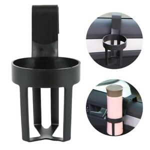 Black Cup Can Bottle Holder For Car truck auto Interior Window Dash Mount