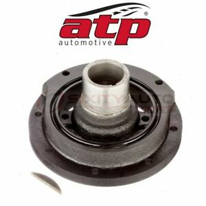 Atp Engine Harmonic Balancer For 1988 1997 Ford F 250 Cylinder Block Yl