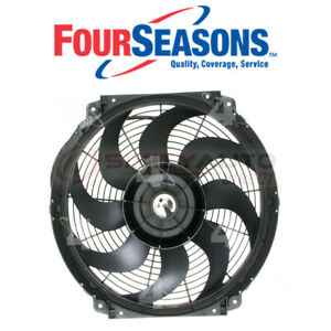 Four Seasons Electric Cooling Fan Kit For 1995 Chevrolet Camaro 3 4l V6 Io