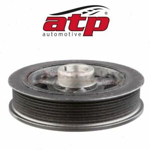 Atp Engine Harmonic Balancer For 1997 2000 Ford F 150 Cylinder Block Uf