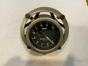 Scca Formula Ford Vintage Smiths Tach Extreemly Rare