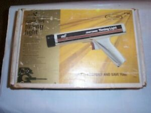 Vintage Sears Craftsman Inductive Engine Timing Light 28 2134 Nice In Box