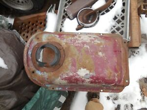 Used Oem 1963 Gmc Chevy Truck Transmission Hump Tunnel 1960 66 Manual Trans