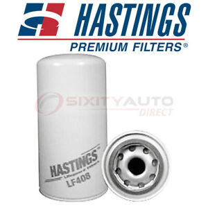 Hastings Engine Oil Filter For 1993 1999 Ford F800 5 9l L6 Filtration Rz