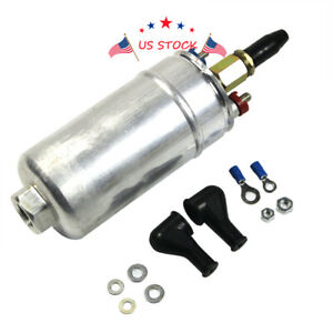High Quality 0580254044 Universal External Inline Fuel Pump Fit For Bosch 300lph