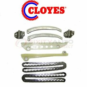 Cloyes Front Engine Timing Chain Kit For 1997 2003 Ford Expedition Valve Hh